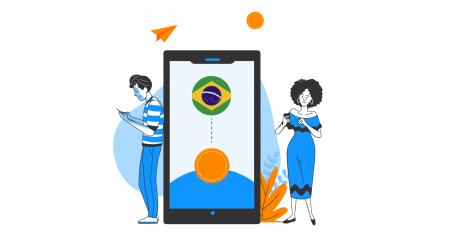 通过巴西银行转账在 Binomo 存入资金(Paylivre、Loterica、Itau、Banco do Brasil、Santander、Bradesco、Boleto)