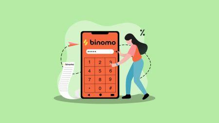 如何从 Binomo 提取资金