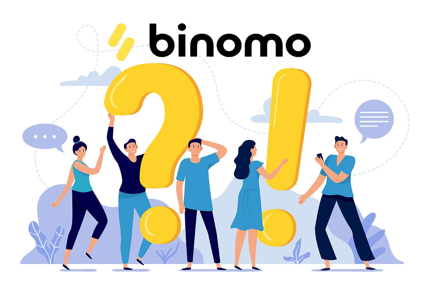 Binomo中验证的常见问题