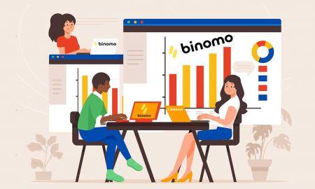 初学者如何在 Binomo 交易