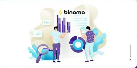 如何在 Binomo 交易