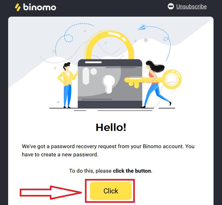 如何开户和登录 Binomo